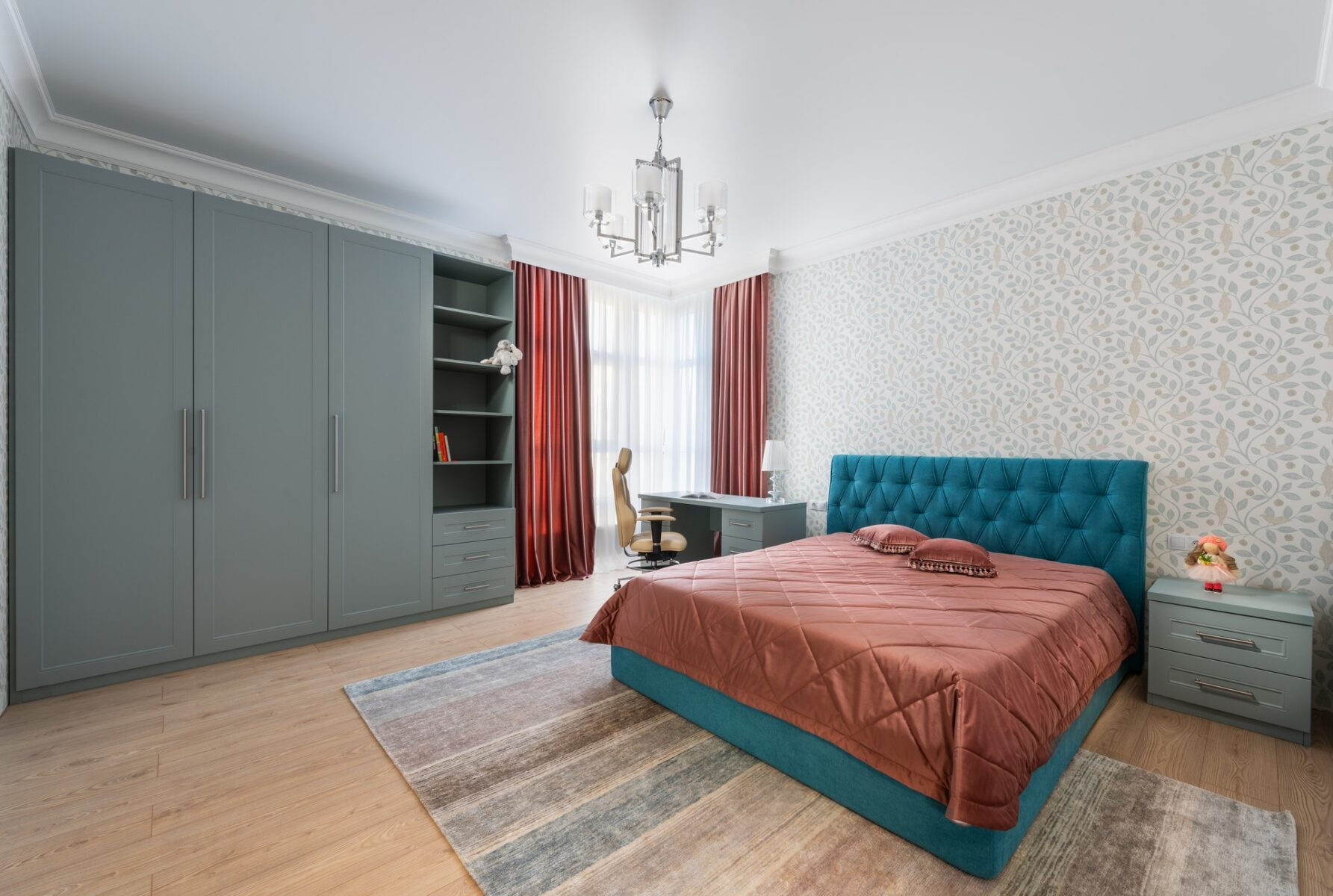 How to Pick the Perfect Sized Rug for Your Bedroom