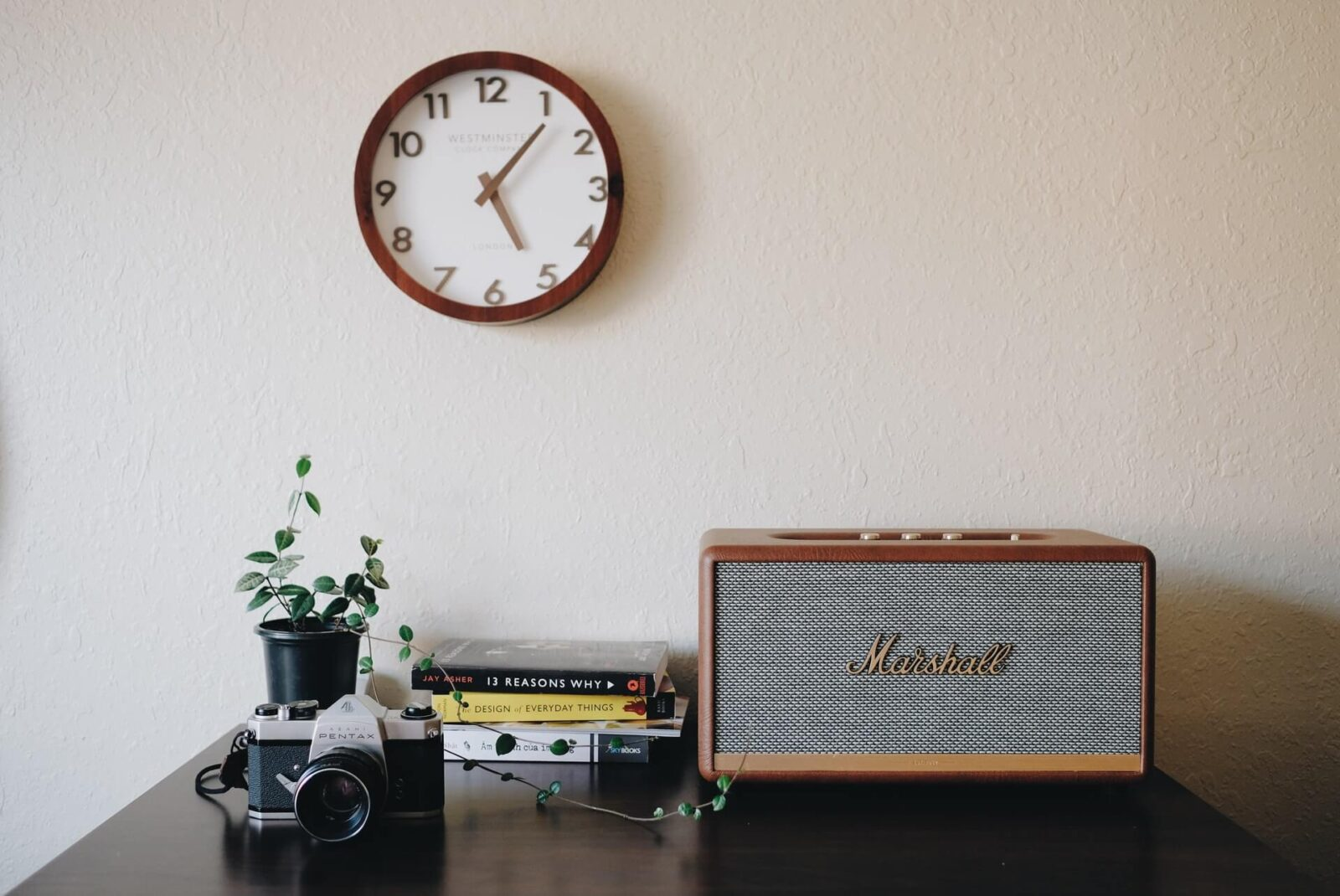 Where to Put a Wall Clock in Your Living Room