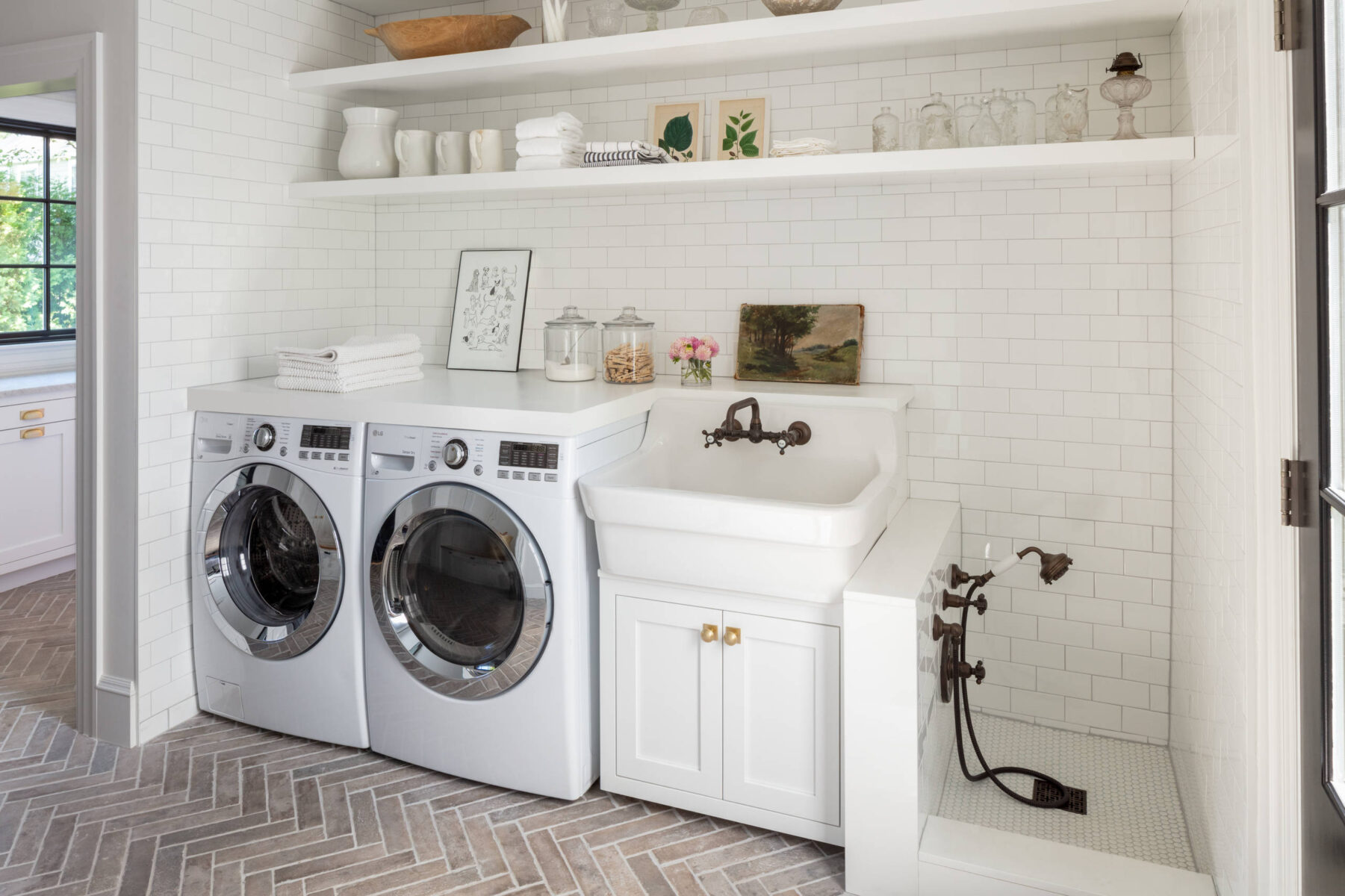 3 Secrets for a Dream Laundry Room You'll Want to Use