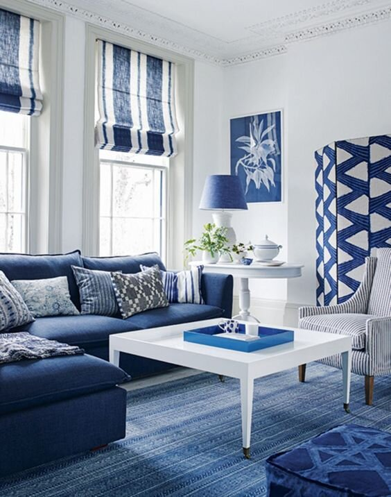 Coastal Themed Living Room Ideas