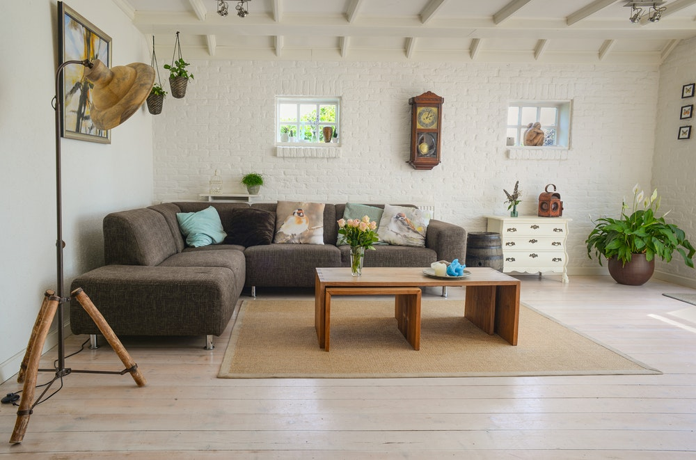 living room wall boundaries