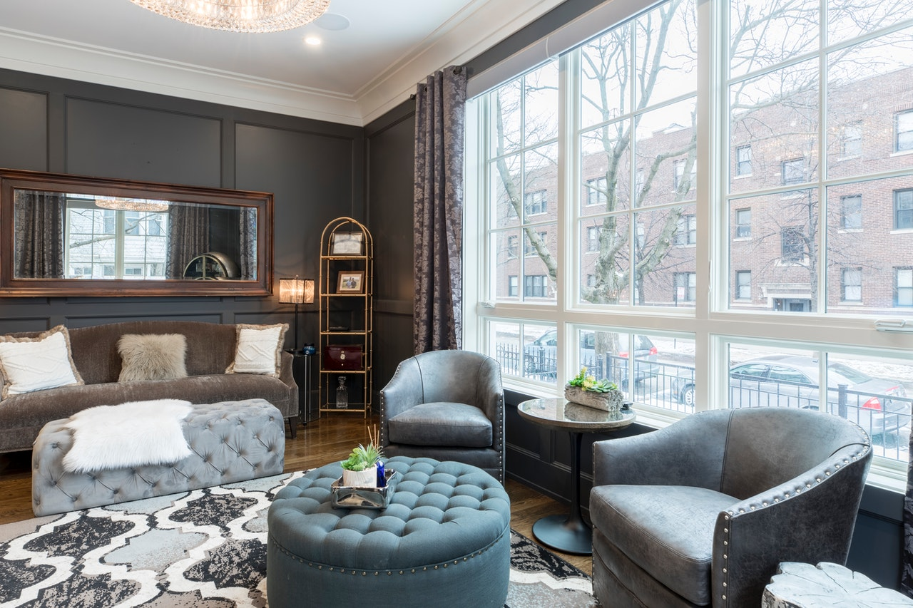 How to Mix and Match Living Room Furniture