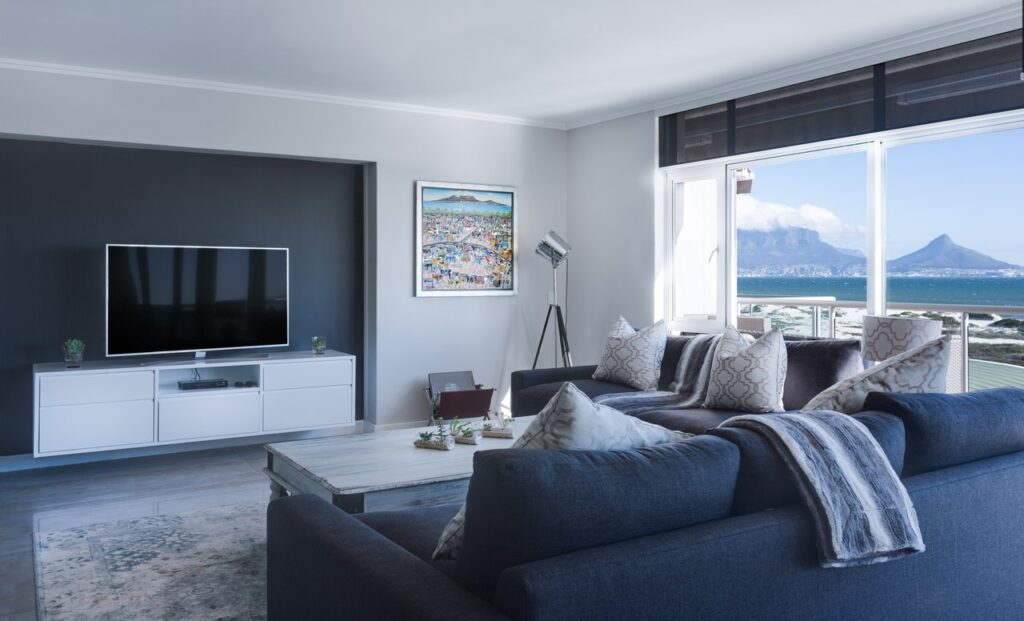 open coastal room